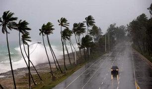 Alerta en Puerto Rico y República Dominicana por tormenta Dorian