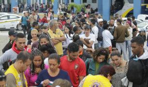 Tumbes: ingreso de venezolanos se habría duplicado tras medidas adoptadas en Ecuador