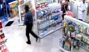 Breña: Policía Nacional del Perú desarticuló banda que robaba farmacias