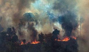 Bolivia: incendios en la Amazonía continúan sin control