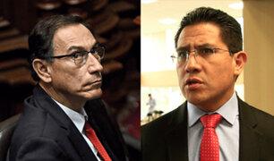 Enco: Fiscalía habría encontrado responsabilidad de Vizcarra en caso Chinchero