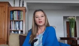 """Karem Craff: """"dimes y diretes"""" entre Ejecutivo y Legislativo no ayudan al diálogo"""