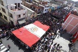 Tacna celebra 90 años de su retorno al Perú con acto presidido por Vizcarra
