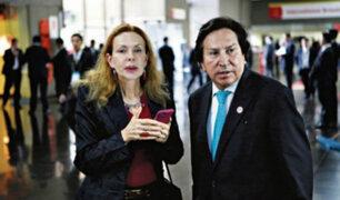 Caso Toledo: Eliane Karp evitó declarar sobre audiencia de su esposo