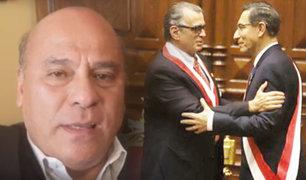 César Campos: el presidente Vizcarra está en la obligación de precisar una fecha para el diálogo
