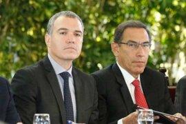 Gobierno propone designar S/700 millones para gastos de adelanto de elecciones