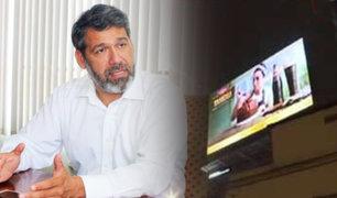 Alcalde de Barranco se pronuncia sobre denuncia de vecinos por paneles luminosos