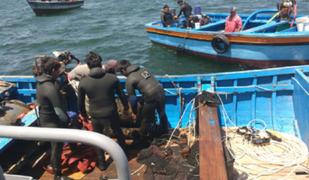 Piura: buzo de 20 años de edad muere tras sufrir descompensación en el mar