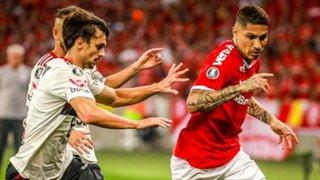 Internacional eliminado: Paolo Guerrero se despidió de la Copa Libertadores