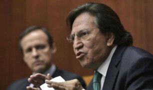 Alejandro Toledo: hoy deciden si le otorgan libertad bajo fianza
