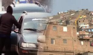 Cayeron ´Los colectiveros de Macaco´: secuestraban taxistas y los ocultaba en cerro