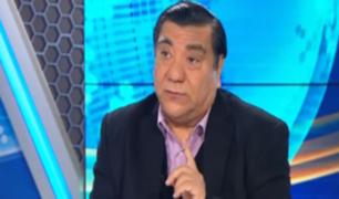 García Toma: TC podría fungir de árbitro entre Ejecutivo y Legislativo en caso extremo