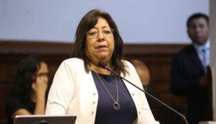 PJ dejó sin efecto suspensión por 120 días contra congresista Foronda