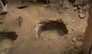Filtraciones de agua afectaron varias viviendas en SJL
