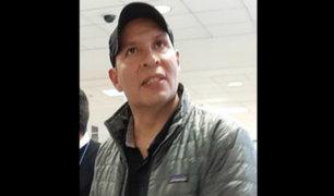 Abogado Adolfo Bazán afirmó que se pondrá a disposición de las autoridades