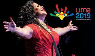 Lima 2019: Eva Ayllón se presentará en la ceremonia de clausura de los Parapanamericanos