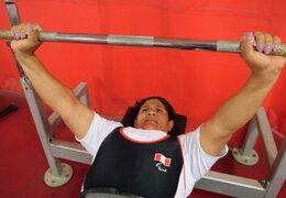 Peruana Noemí Vásquez logra medalla de bronce en los Parapanamericanos 2019