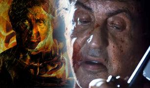 Rambo: mira el brutal tráiler final del regreso del héroe de guerra