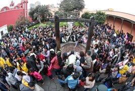 Santa Rosa de Lima: cientos de fieles dejan cartas en pozo de los deseos