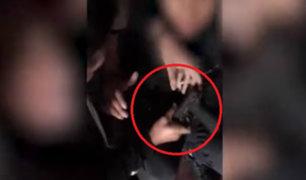 La Victoria: menor de edad es capturado con arma de fuego