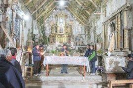 La Libertad: restaurarán retablos y pinturas de dos iglesias coloniales