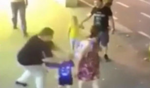 Georgia: niño de tres años fue apuñalado en el rostro por mujer