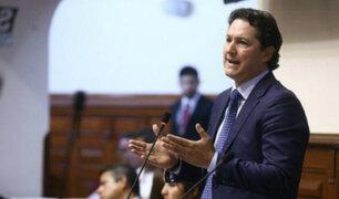 Salaverry descartó ser candidato presidencial de Vamos Perú