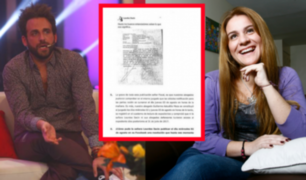 Periodista Lourdes Sacín gana juicio a Rodrigo Gonzáles 'Peluchín'