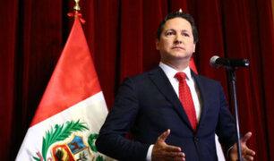 Daniel Salaverry confirma intención de postular a presidencia de la República
