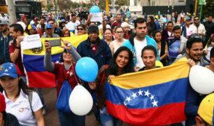 La otra cara: venezolanos que trabajan honradamente en Perú