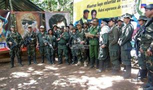 Colombia: al menos 9 disidentes de las FARC mueren tras operación militar