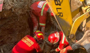 Junín: obrero murió sepultado cuando excavaba pozo en Satipo