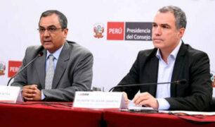 Del Solar y Oliva sustentarán presupuesto para 2020 el próximo jueves 5
