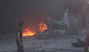 EEUU bombardeó bases de los líderes de Al Qaeda en Siria