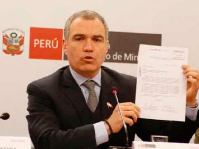 Adelanto de elecciones: proyecto plantea aplicación de reformas políticas