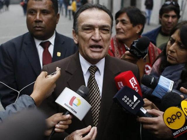 """Becerril: Consejo de Ministros """"miente al país"""" sobre aprobación de mensaje a la Nación"""