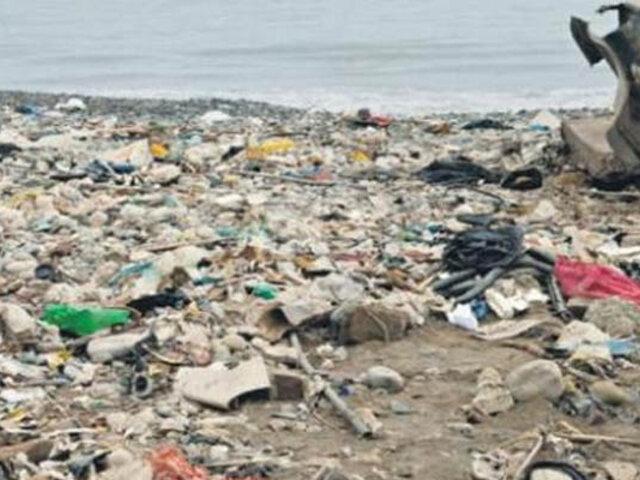 Callao: así luce la playa Márquez, la más contaminada del Perú