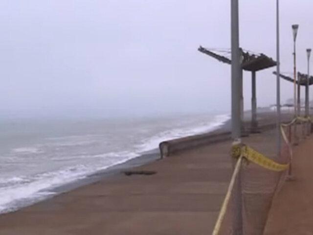 """Senamhi: """"fuertes vientos ocurrieron debido a una intensa insolación en Lima"""""""