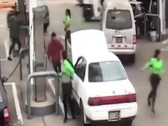 Chorrillos: trabajadoras de grifo denuncian sentirse amenazadas por sujetos que las asaltaron