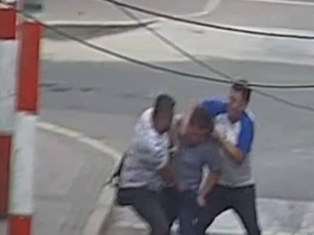 Lima Norte: serenos implicados en robo serán puestos a disposición del Ministerio Público
