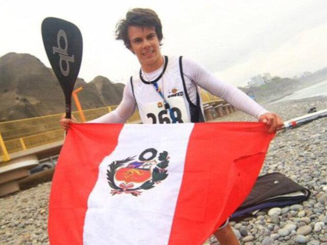 Lima 2019: Itzel Delgado obtiene medalla de bronce en final de surf