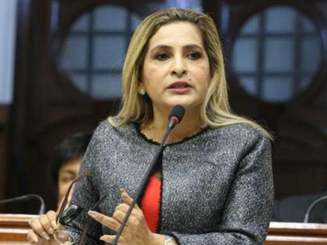 """Maritza García opinó que devolución de monto millonario a Odebrecht es """"inconcebible"""""""