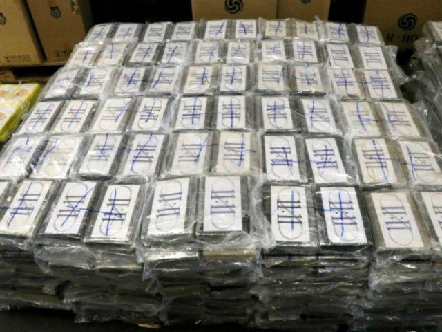 Alemania: incautan 4.5 toneladas de cocaína en contenedor procedente de Uruguay