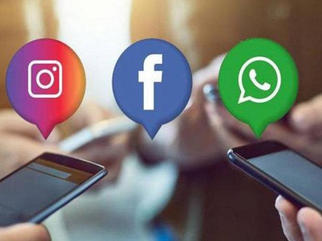 Miles de usuarios reportaron caída de Facebook e Instagram