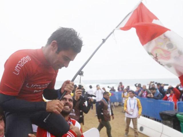 Lima 2019: Benoit ´Piccolo´ Clemente se lleva el oro en longboard