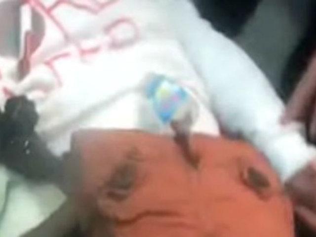 Metro de Lima: denuncian demora en atender a pasajera con epilepsia