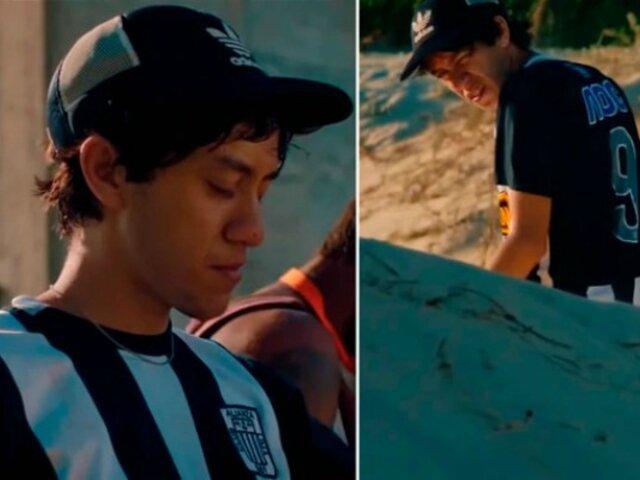 Camiseta de Alianza Lima aparece en reconocida película latinoamericana