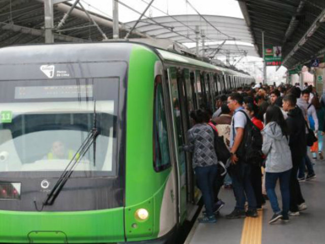 Metro de Lima se pronuncia tras presunta demora en atender mujer que sufrió ataque de epilepsia