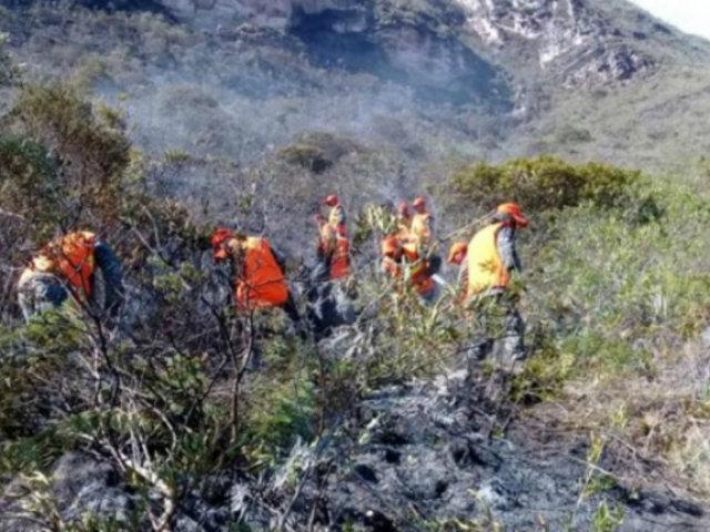 Kuélap: disponen cierre de zona arqueológica por amenaza de incendio