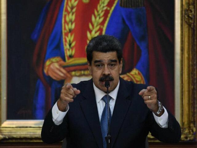 Maduro pide a la ONU que exija cese del bloqueo de EEUU a Venezuela